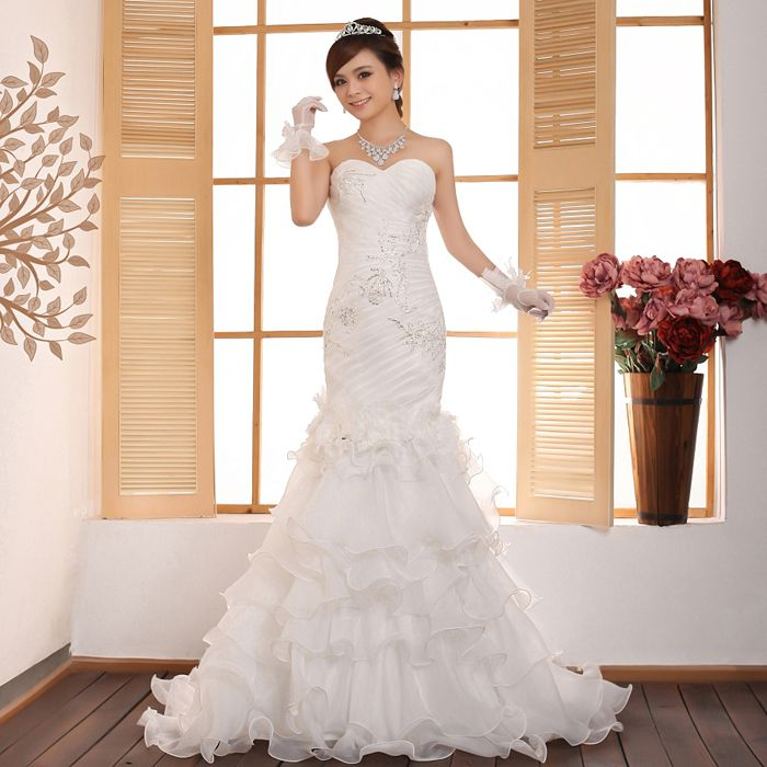 Best Wedding Gowns For Short Brides Gallery