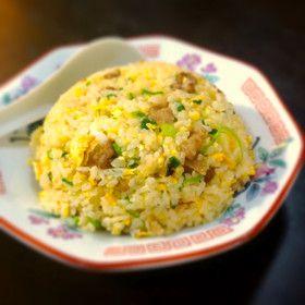 味覇ご飯で作る簡単たまご炒飯*ランチ