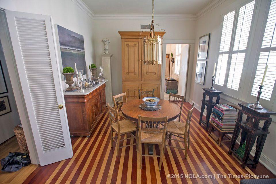 New Orleans color guru Louis J. Aubert opens his Uptown bungalow | NOLA.com