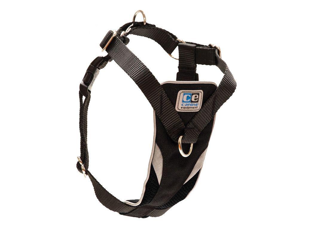 Ultimate Control Dog Harness Black Dog Harness Aggressive Dog