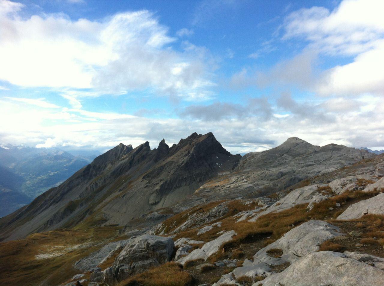 Wallis, Switzerland!