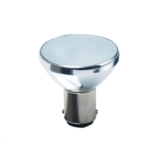 20W ALR 37mm Frost Spot BA15d 12V Halogen Aluminized Reflectors/Sold As 1