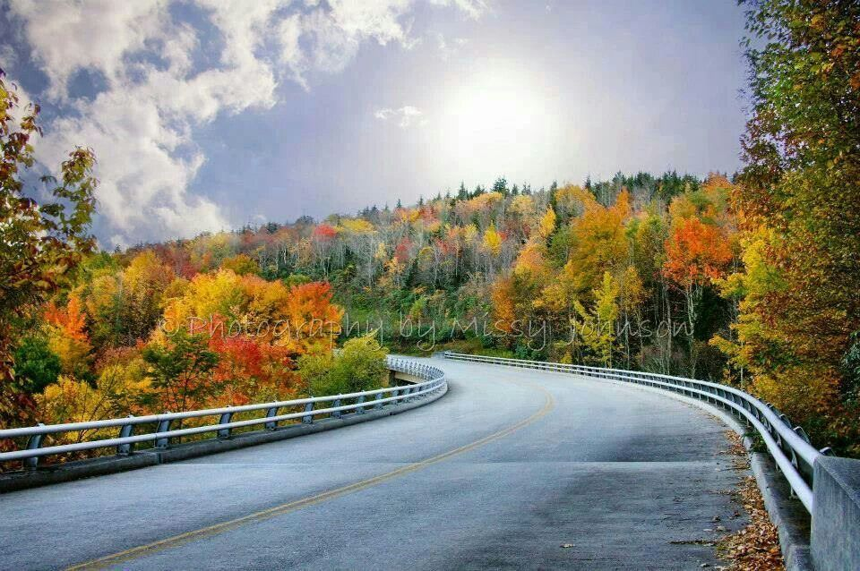 The most beautiful season in the Smoky Mountains.