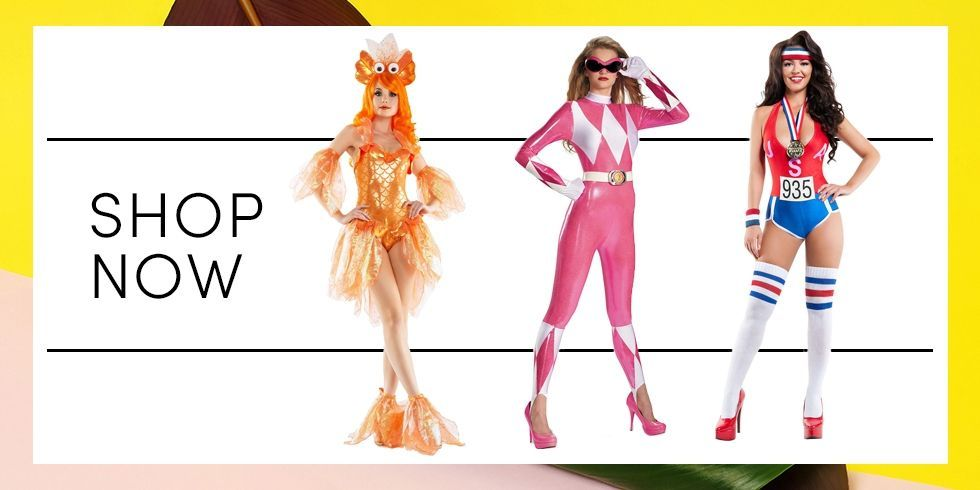 31 Sexy Halloween Costume Ideas That Are Almost Too Hot to Handle - slutty halloween costume ideas