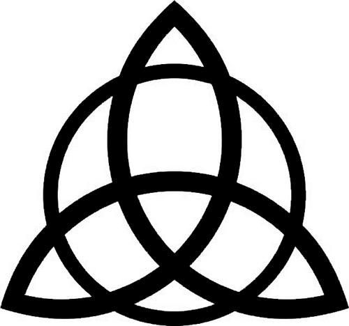 Wiccan Symbols For Protection Against Evil Clipart Library