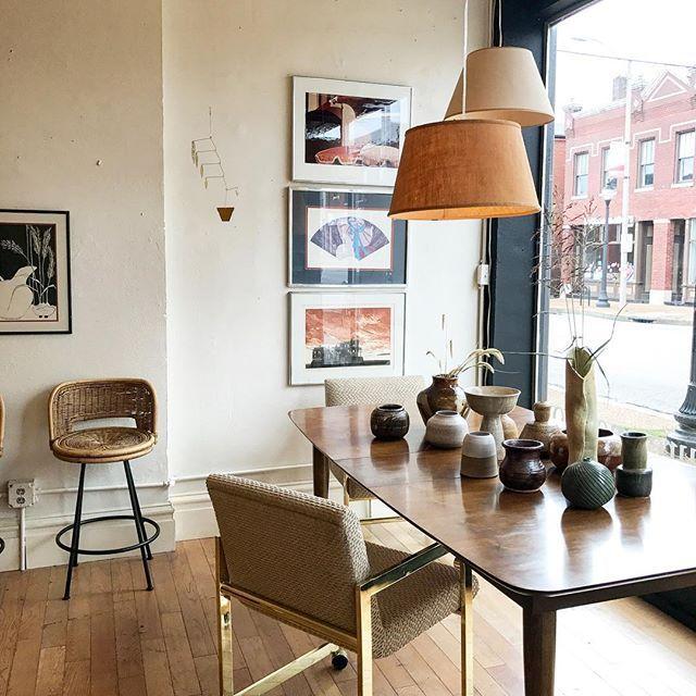 Attrayant Future Ancestor: St Louis Vintage Shop Featuring Mid Century Modern  Furniture, Handmade Local Gifts
