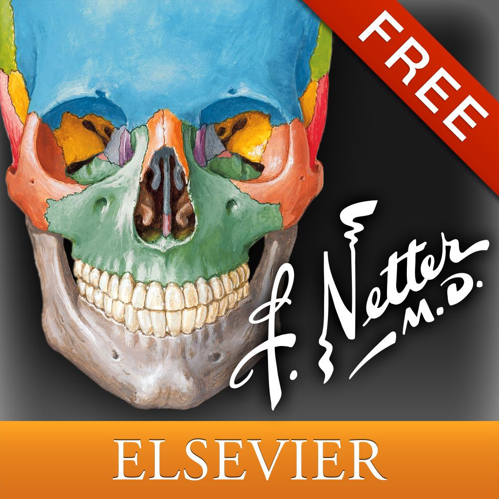 This Free Netter App Includes 14 Plates From The 5th Edition Atlas