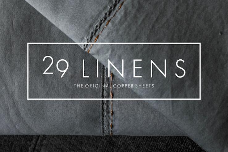 29 Linens Copper Infused Bedding Designer Bed Sheets Bed Sheets Sheets