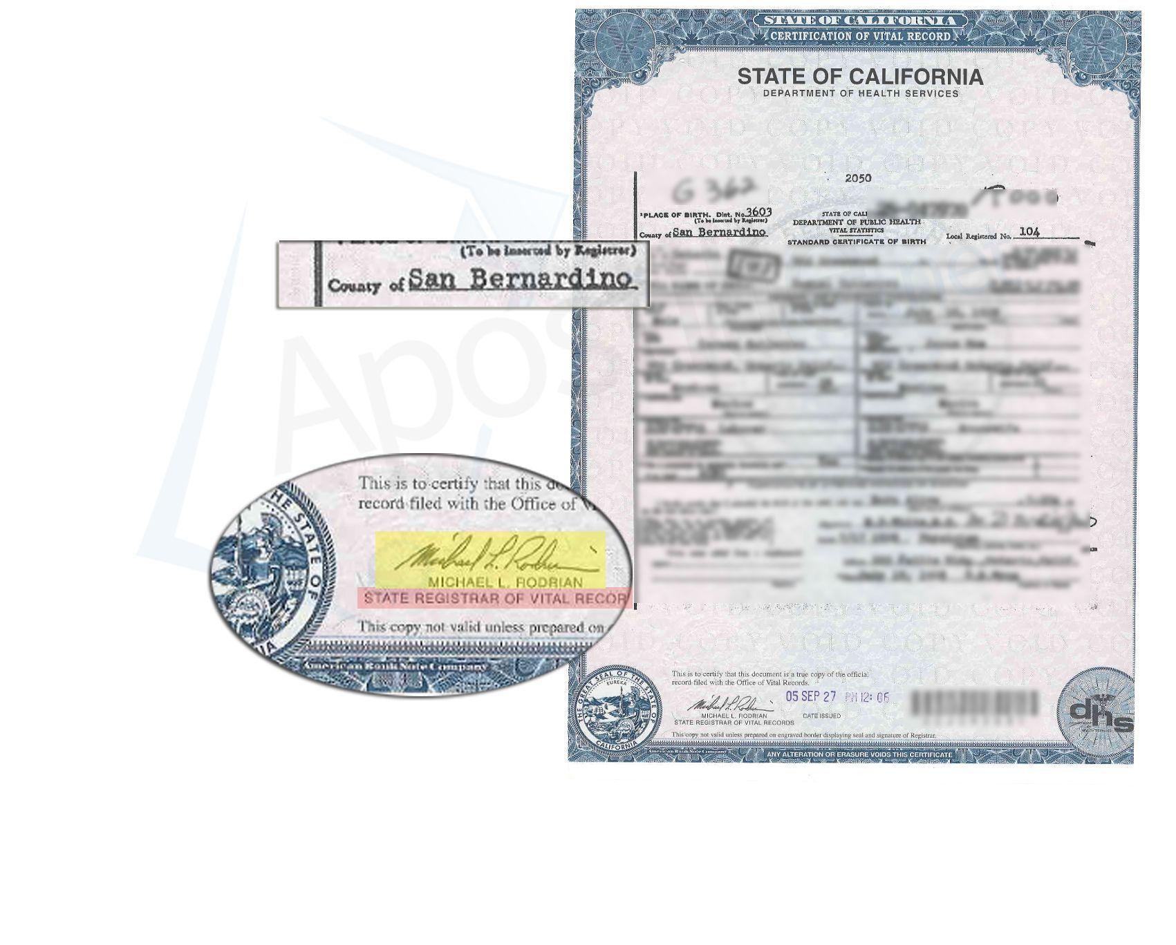 Birth records birth certificate template vital records