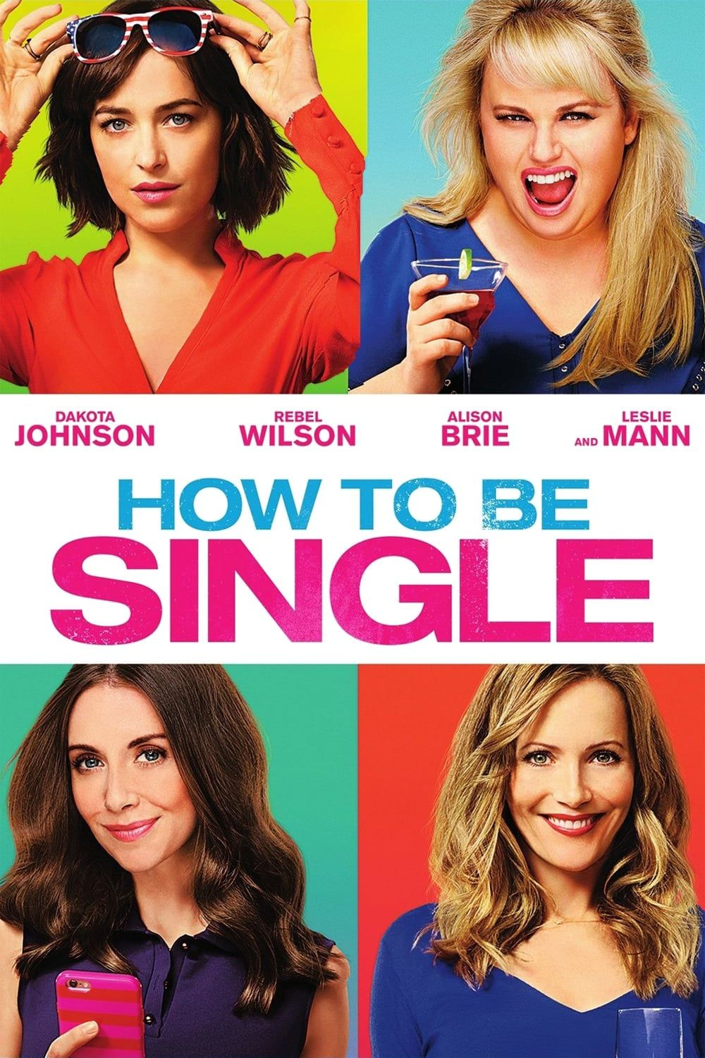 ((DOWNLOAD (2016) HOW TO BE SINGLE Full Movie