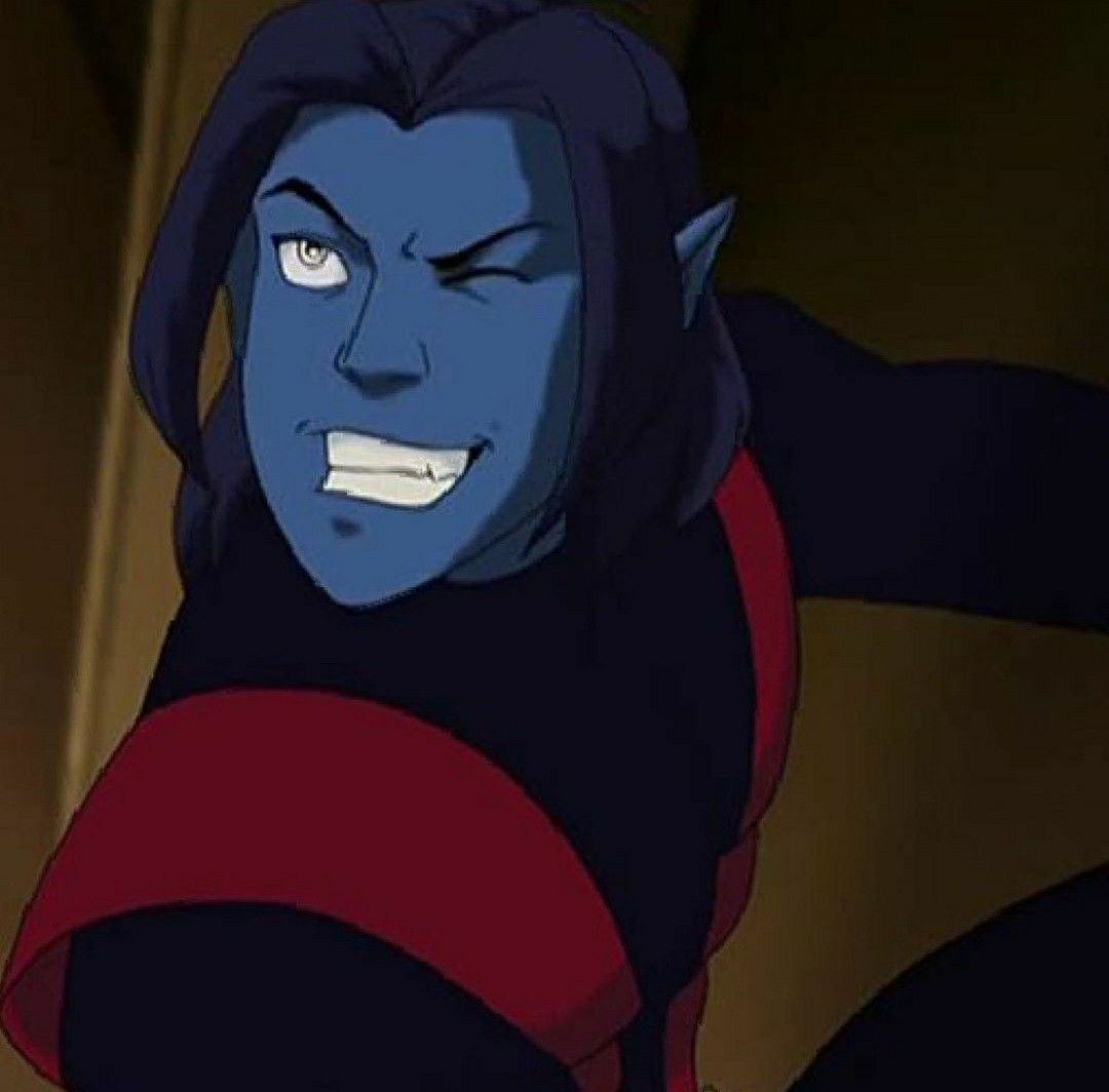 Pin By Alan Micheel On Der Bamf In 2020 Nightcrawler Marvel Nightcrawler X Men Evolution