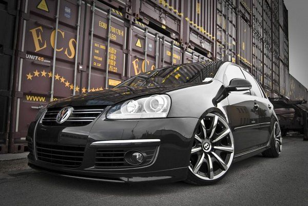 Southwestengines Modified Vw Golf Mk5 Gti 2009 Vw Golf