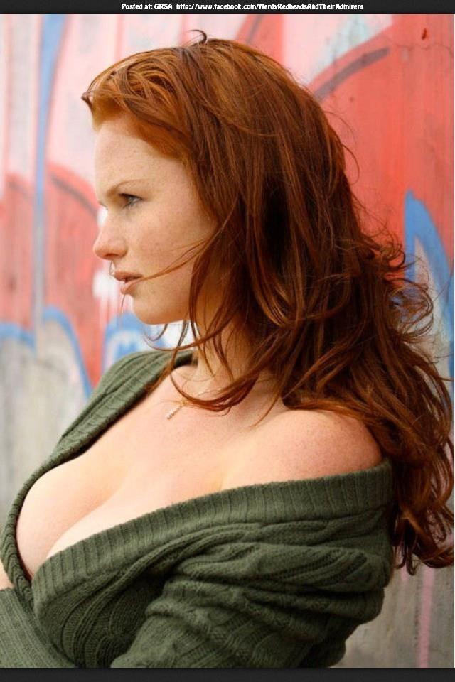 Redhead babe pics