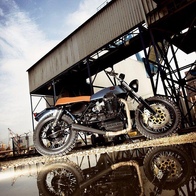Marco Lugato Moto Guzzi   Motos clasicas y Clasicos