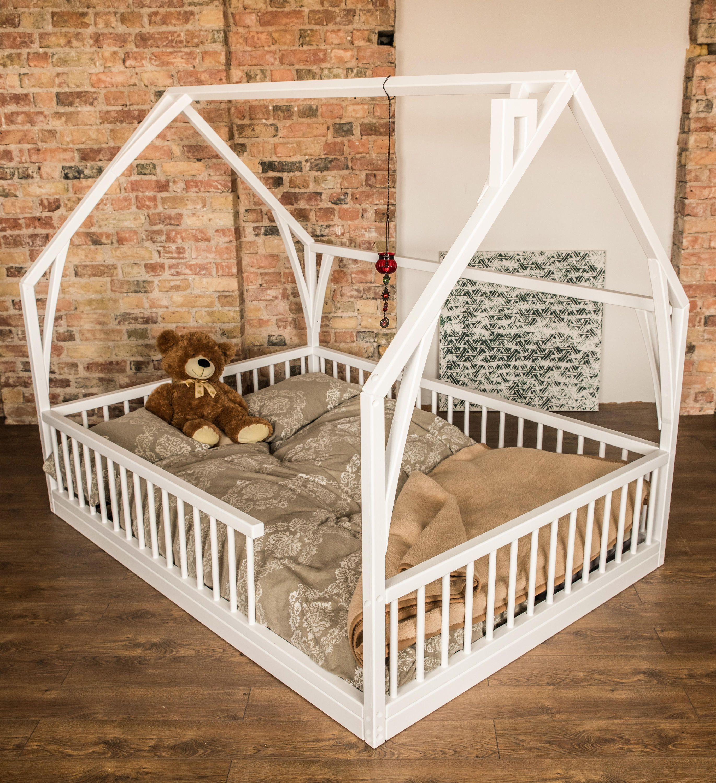 MontessoriBett, HausBettDesign, Kinder Betten