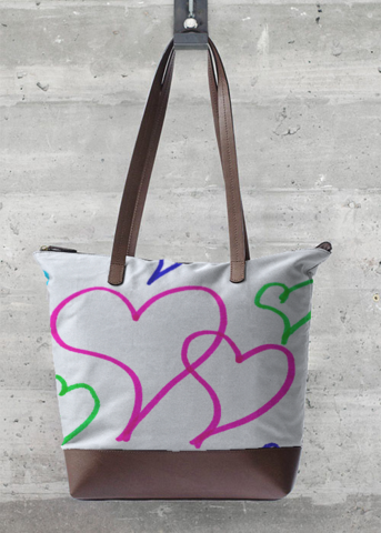 VIDA Tote Bag - Nature Blooms by VIDA spUGR5P83o