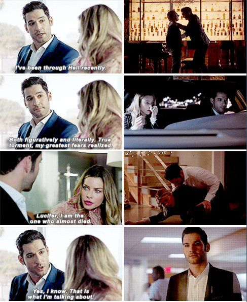This Episode Made Me Want To Hug AND Slap Lucifer