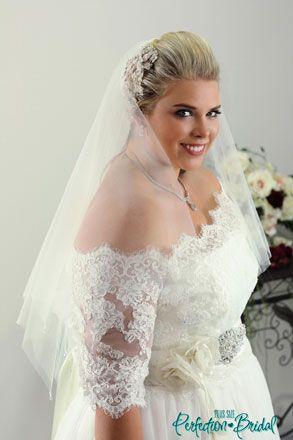 Wedding gown Boleros plus size | *Plus Sized Wedding Dresses ...