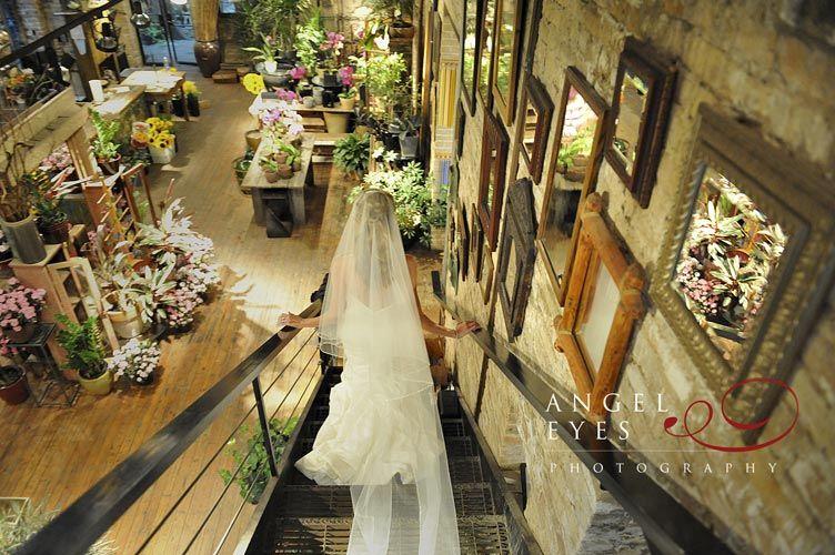 A New Leaf Wedding Unique Chicago Venue