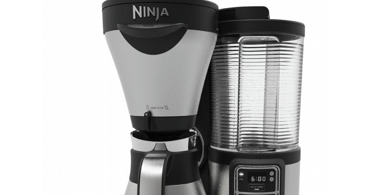 Ninja Coffee Bar User Manual Coffee Ninja