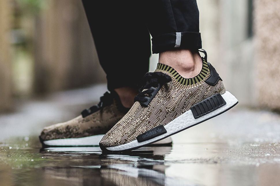 52cef7d31 On Foot  adidas NMD R1 Primeknit