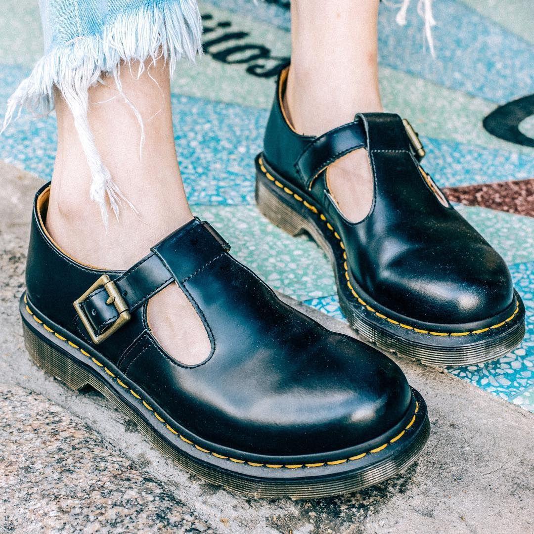 girls dr martin school shoes