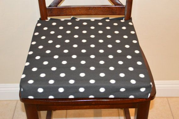 Chair Seat Cushions Replacement Chair Cushion Cover Etsy Upholstery Fabric For Chairs Custom Chair Cushion Target Lounge Chairs