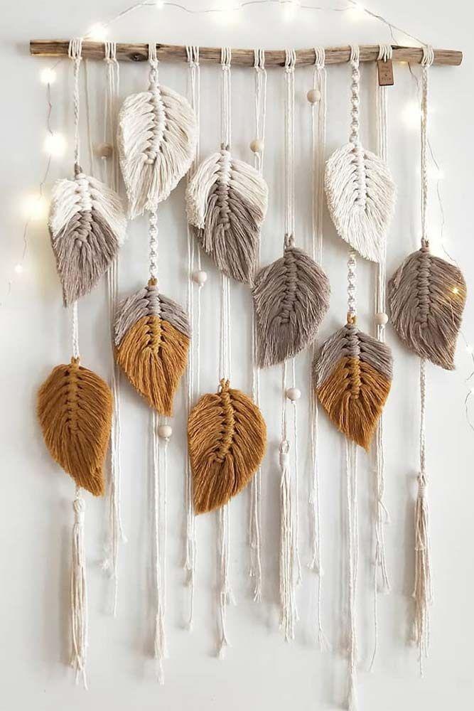 Photo of 33 Kreative Wand-Dekor-Ideen, um Make Up Your House