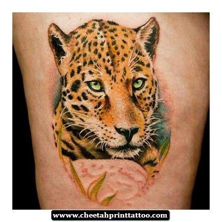 Tatu Baby Cheetah Tattoo 15 Http Cheetahprinttattoo Com Tatu