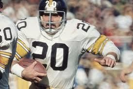Rocky Bleier - the most famous Steeler Veteran. He is very active with veterans and we thank him for everything that he has done and IS doing! Read what he is doing here.... http://www.pittsburghsteelerfans.com/2012/11/rocky-bleier-the-most-famous-steeler-veteran/