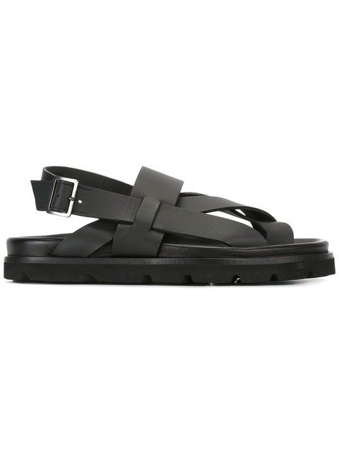 38d539bb5f4e LANVIN Crossover Sandals.  lanvin  shoes  sandals