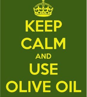 Because olive oil is epically awesome!!:)