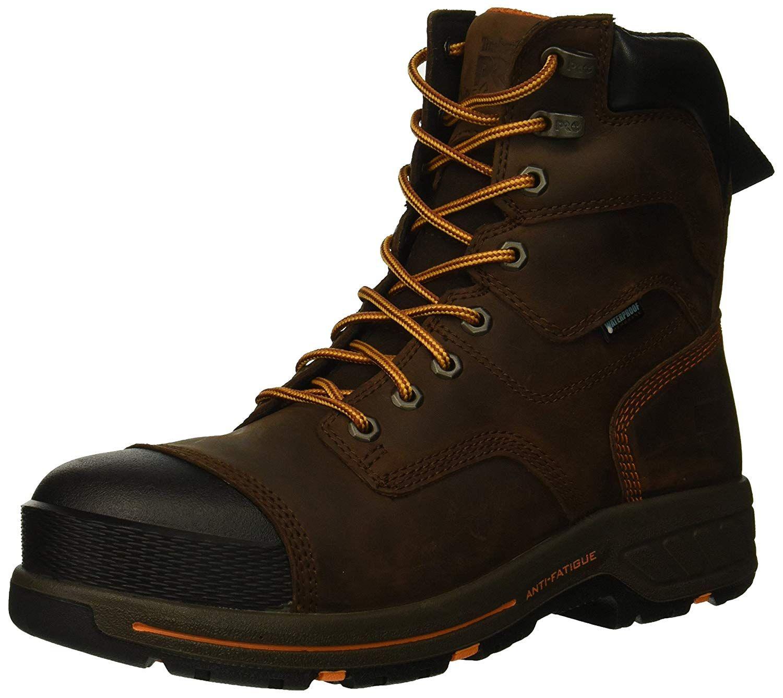 2d9e71c5f03 Timberland PRO Men's Helix Hd 8' Soft Toe Waterproof Industrial Boot ...