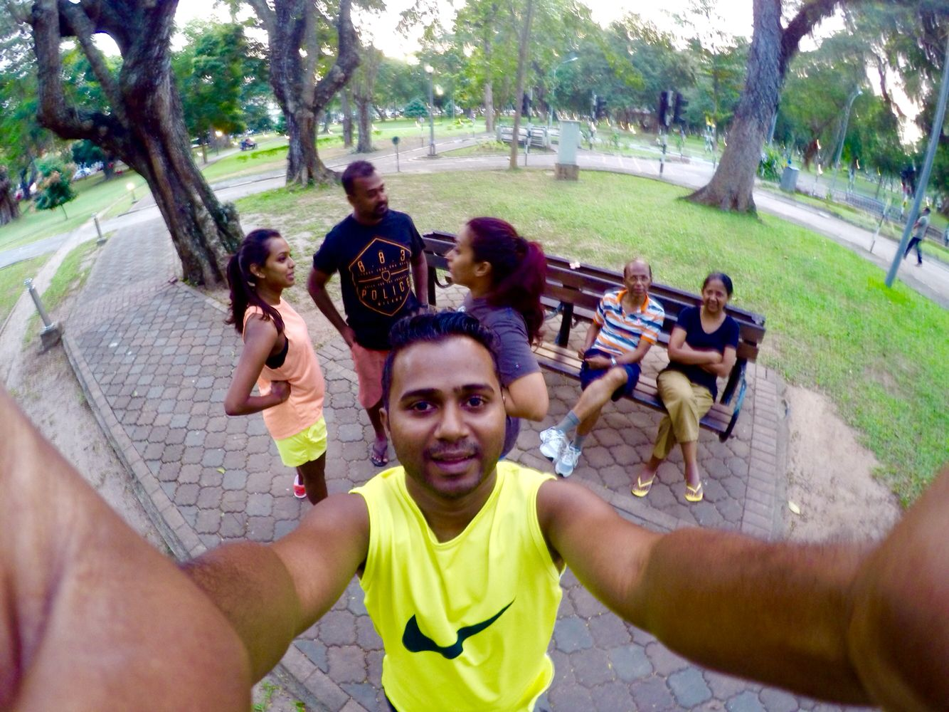 Spending time with the family #Walking #Fitness #Jogging