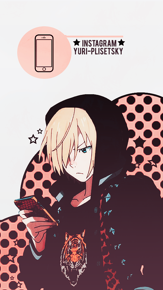 Jetzui Yuri Plisetsky Wallpapers Requested By Anon Pa Ustedes