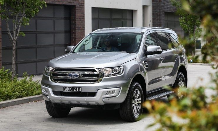 Pin By Natthapol On Everest In 2020 Ford Bronco Ford Ford Suv Cars