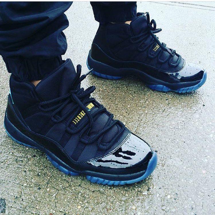 online retailer 14cd5 988b6 NEW ARRIVALS  Nike Air Jordan 11 Retro Gamma Blue   size 7Y in stock   shop  at kickbackzny.com