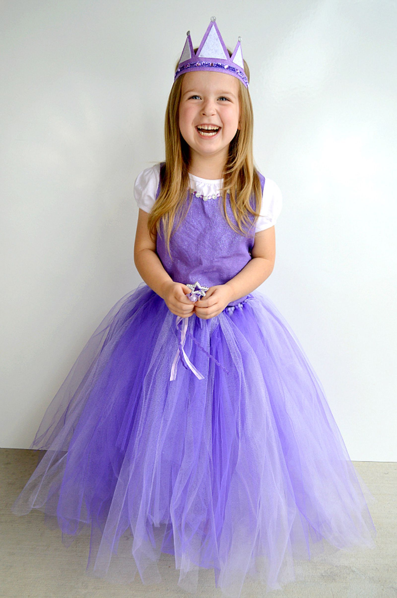 Happily Ever After Princess Girls Child Cinderella Halloween Costume