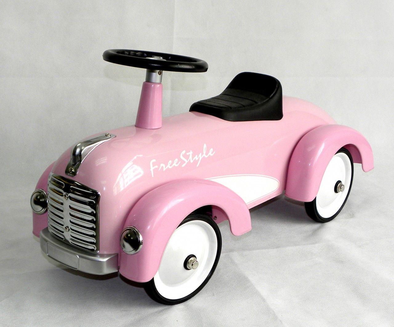 Baby girl car toys  Pink Speedster Freestyle  PINK PINK PINK  Pinterest