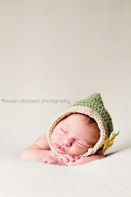 Newborn Photography. Photos by Kristen Elizabeth Photography.