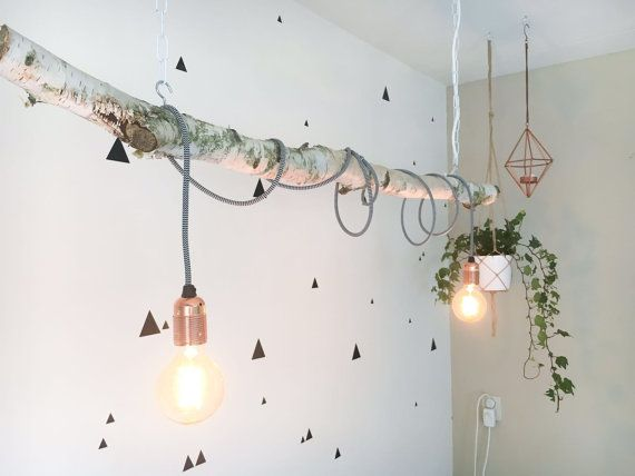 Make Your Own Ceiling Light