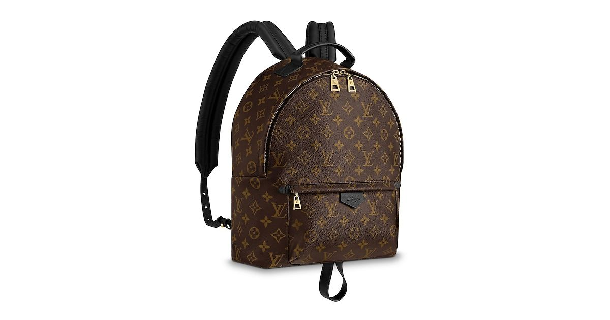 c1fdd3853da4 LOUIS VUITTON Official USA Website - Discover our latest Palm Springs  Backpack MM collection for WOMEN