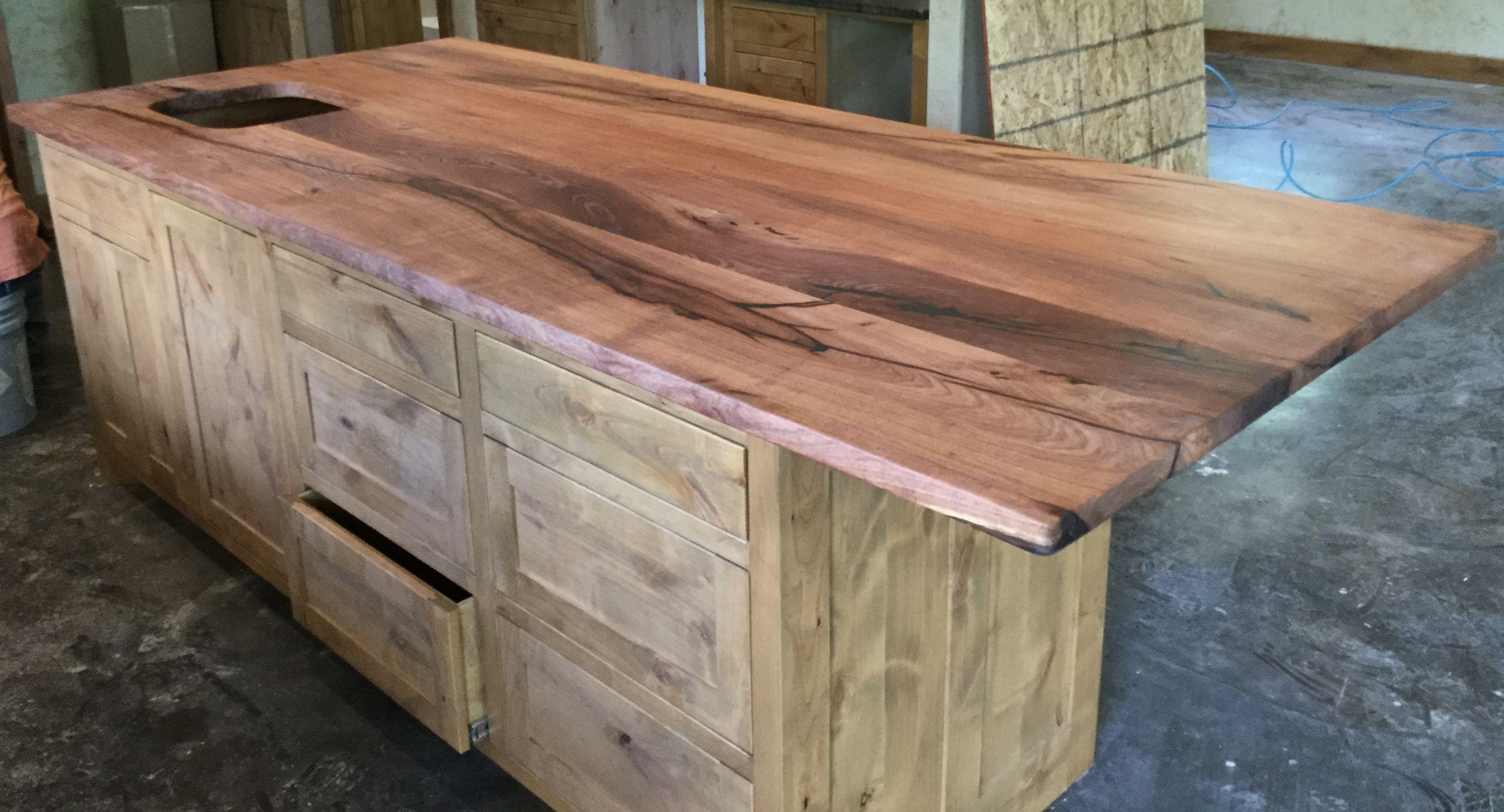 Mesquite Wood Countertop Interior Paint Colors Interior Color Schemes Wood Countertops