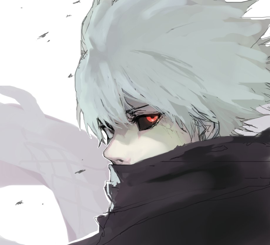The oneeyed king Avatar Pinterest Tokyo ghoul
