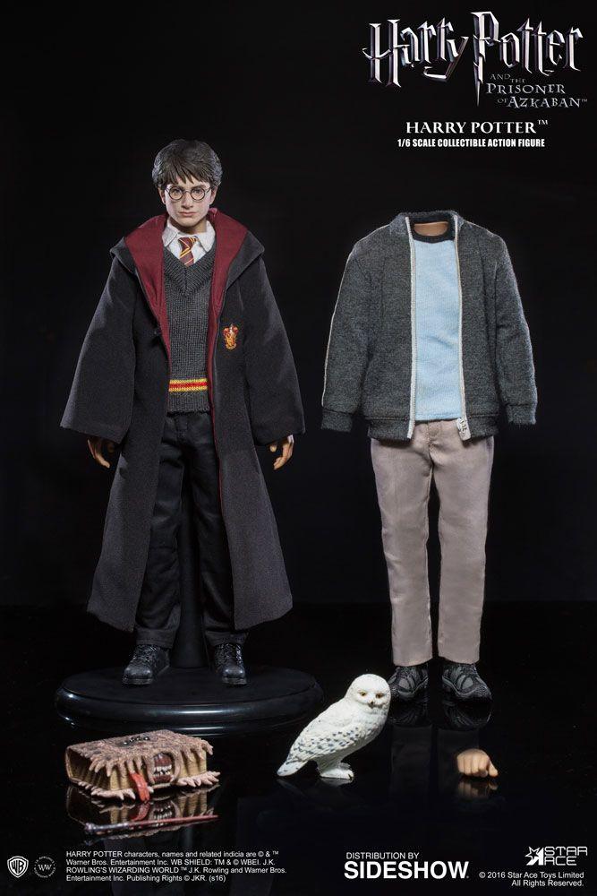 Harry Potter Harry Potter Teenage Version Sixth Scale Figure