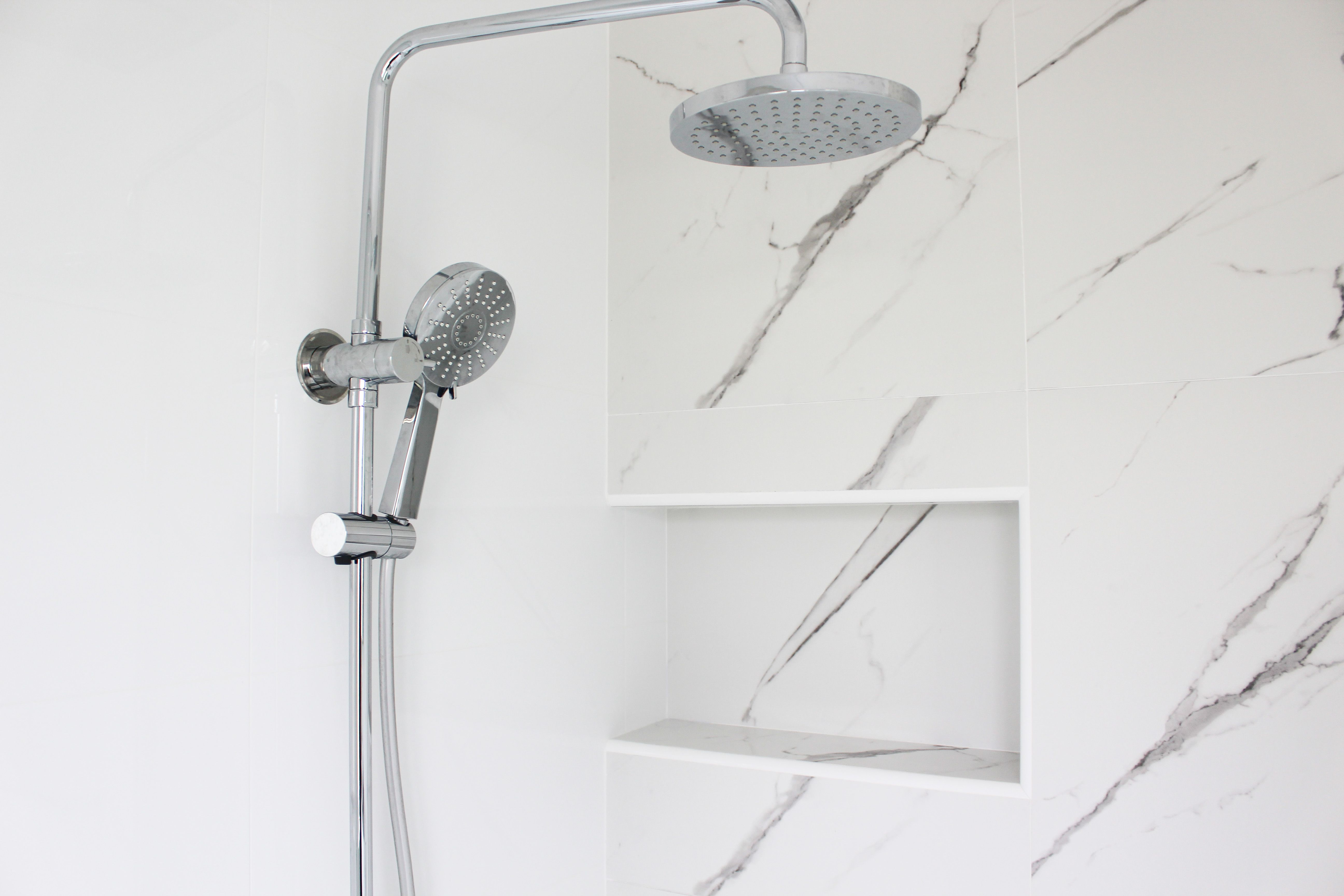 Shower Niche Shower Niche Bathroom Shelf Decor Shower Shelves