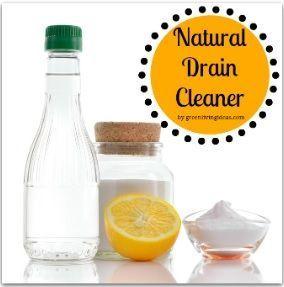 Caustic Soda Clean Sink