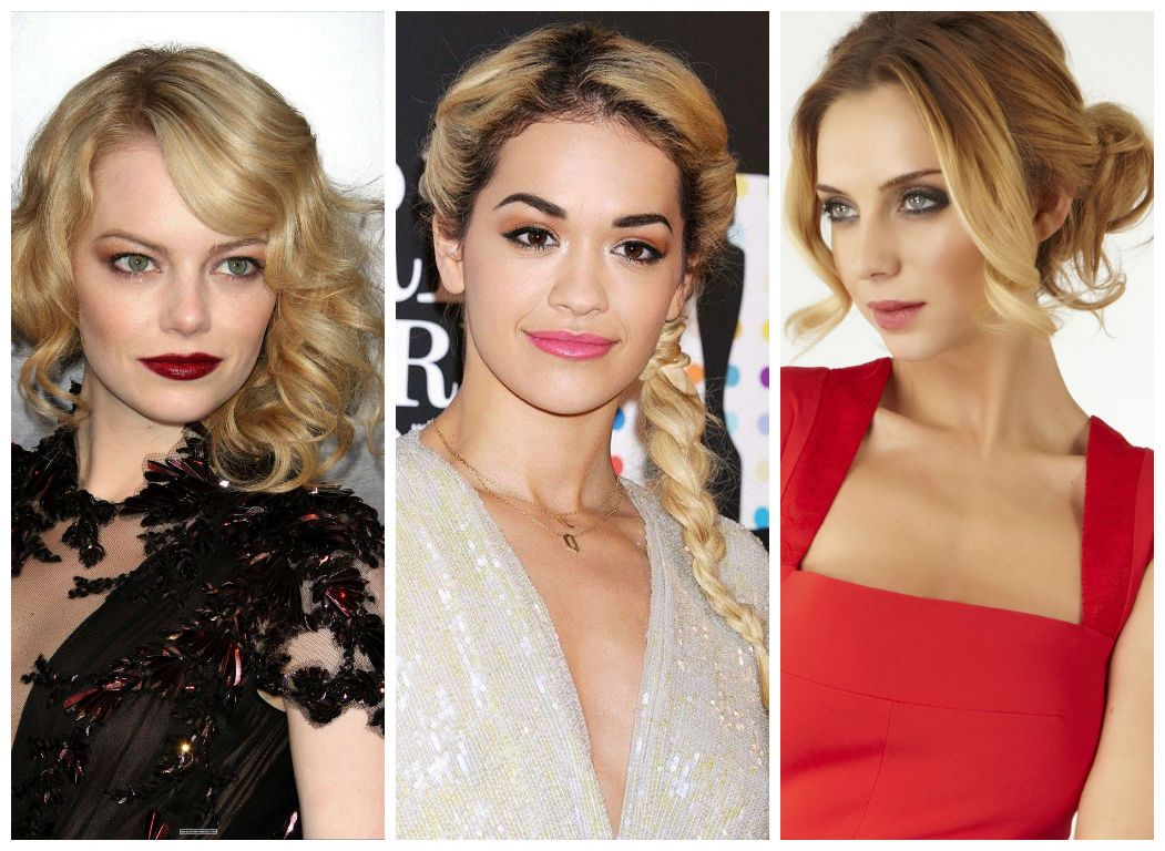 prom hairstyles that match your dress | how to match your