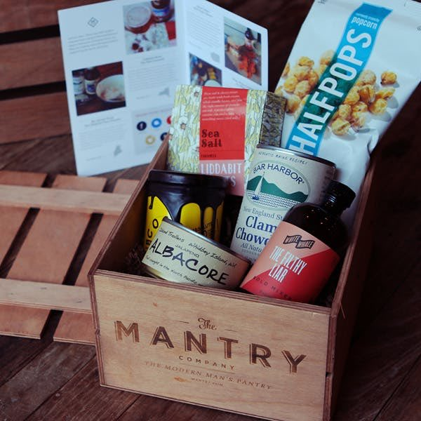 Mantry (mantry) Twitter Food gifts, Gifts for him, Clams