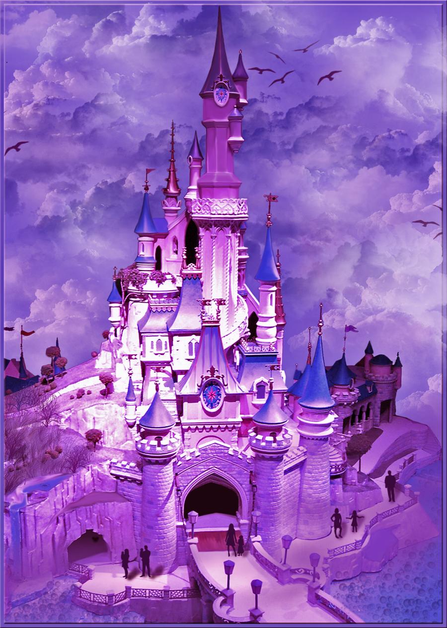 Sleeping Beauty Castle Css Bkg By Wdwparksgal On Deviantart Sleeping Beauty Castle Disney Castle Cute Disney Wallpaper